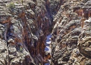 The Black Box Gorge