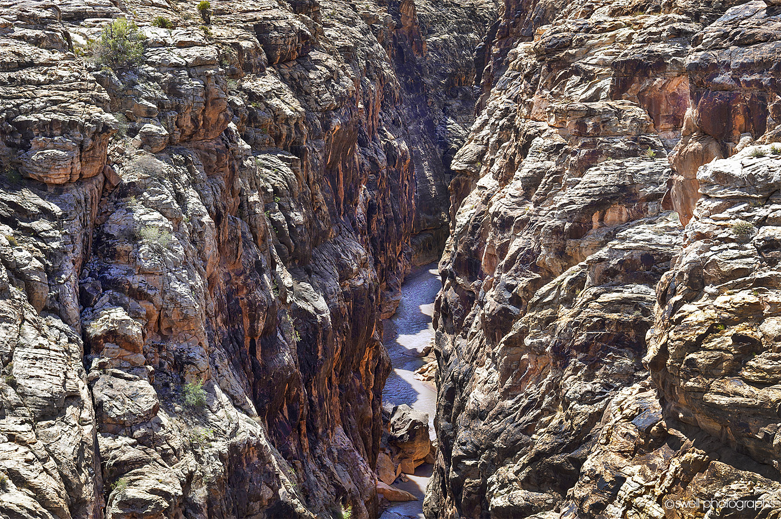 The Black Box Gorge